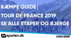 Guide til Tour de France 2019