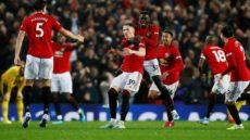 Manchester United mod AZ Alkmaar
