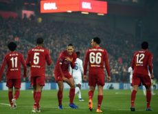 Optakt: Liverpool – Napoli