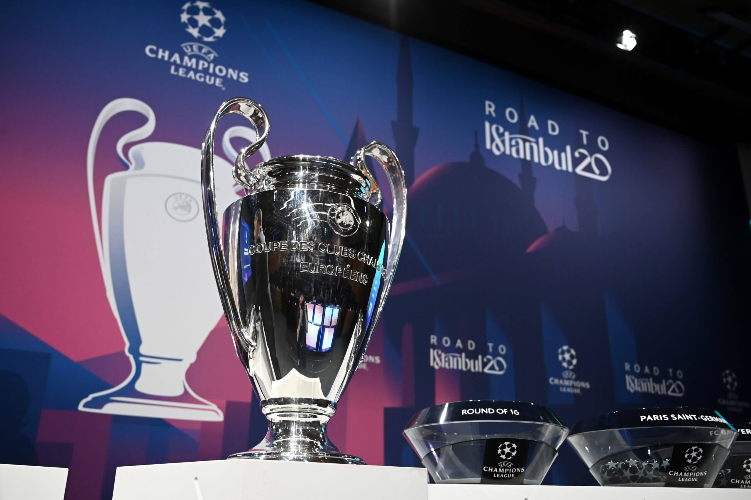 Champions League 2021 18 Auslosung