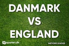 Optakt: Nations League – Danmark – England